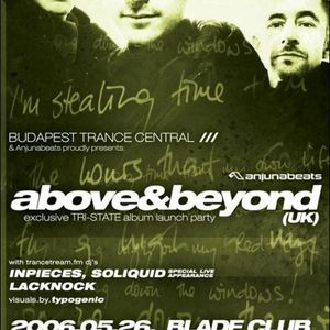 Lacknock - Live @ Blade Club in Budapest (BTC3) (26-05-2006)