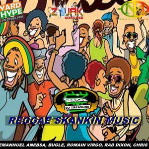 DJ Treasure Di Mixtape Boss - REGGAE SKANKIN MUSIC MIX | January 2018 | @DJTREASURE | 18764807131