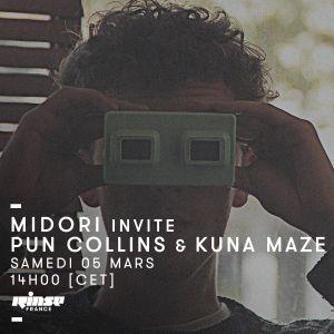 Midori Invite Pun Collins & Kuna Maze - 05 Mars 2016