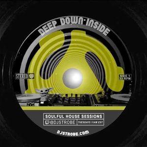DJ Strobe - Deep Down Inside 12-29-2020