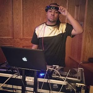 My $et (@DJT4Real) @ Xavier Sweet 16 Party (4-11-15)