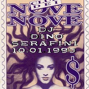 Dj Dino Serafini Club 99 (Gradara) After Hours 10.01.1993
