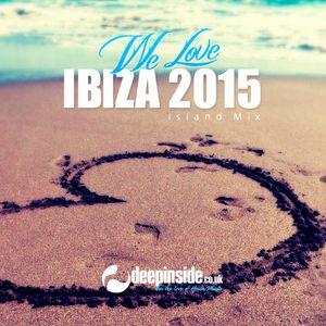 We love IBIZA 2015 'Island Mix' by DEEPINSIDE