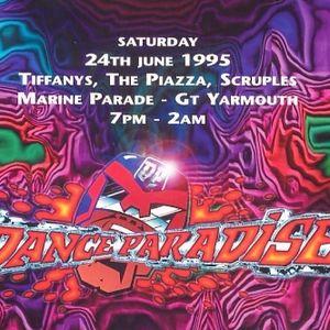~ Billy Whizz @ Dance Paradise, Mult-E-Vent ~