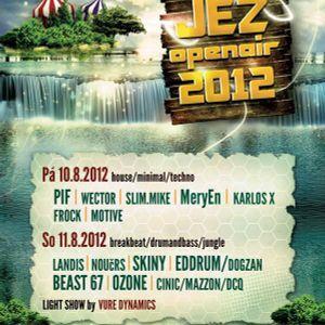 JEZ openair 2012