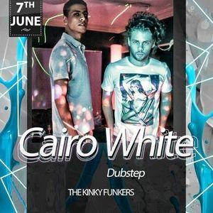 The Kinky Funkers - Dubstep_ME @ Cairo White Club (Recorded DJ SET)