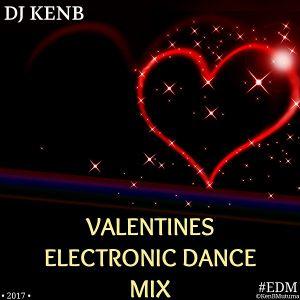 Valentines Electronic Dance Mix
