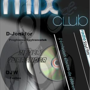 DJW  @  Mix&Club  STYL FM 050413