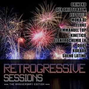 Retrogressive Sessions - Anniversary Edition