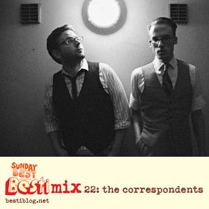 Bestimix 22: The Correspondents