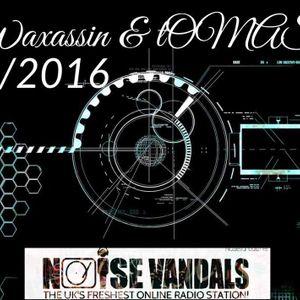 Noise Vandals Radiostation TEch House -Techno 6/8/2016