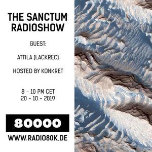 The Sanctum Radioshow - Episode 17 w/ Attila & Konkret