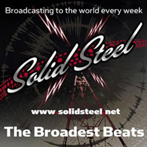 Blast From The Past - Solid Steel Radio Show 25/11/2011