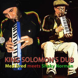"Michael Exodus plays ""King Solomon's Dub"" on Roots Legacy Radio"