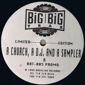 "Dj Denis 'Urban Grooves  "" A Church A Dj & A Sampler"""