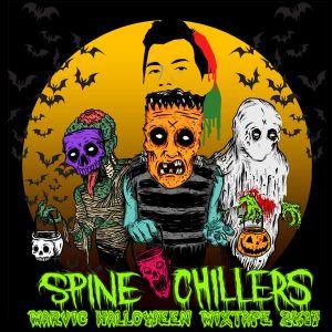 SPINE CHILLERS [ Halloween Mixtape ]