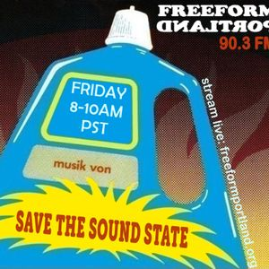 Save the Sound State:  Show 3:  German Invasion!