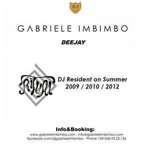 Gabriele Imbimbo @ Ritual Club - Baja Sardinia (Porto Cervo-Costa Smeralda) --- PART 2 ---18.08.2012