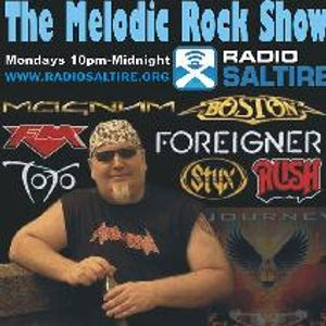The Melodic Rock Show with Mitch Stevenson - 25/4/16
