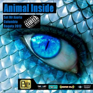 Set Mr Aioria - Animal Inside
