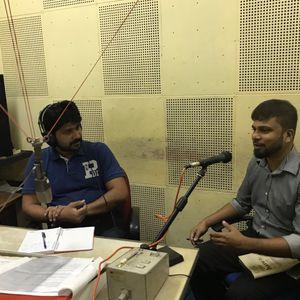 SLBC 'Vidiyum Velai' Week#8 - Radio Discussion with Muralitharan Mayuran Hosted by AP Mathan