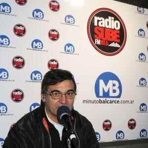 Héctor Strático en Radio Sube 101.5