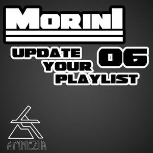 Update Your Playlist - Week 6 (Morini Mix)