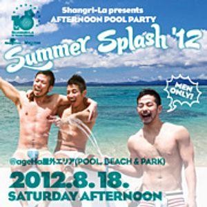 SummerSplash20120818 Live Rec!