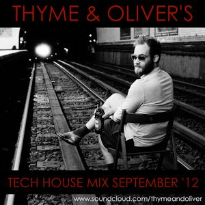 Tech House Mix September 2012