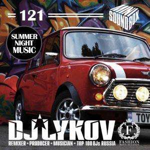 Dj Lykov – Mini Sound Box Volume 121 (Weekly Mixtape)
