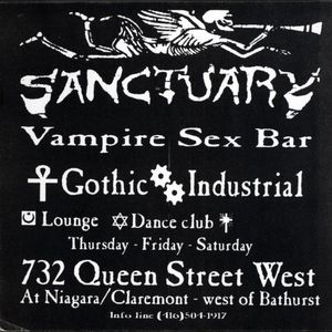 Toronto Industrial Goth Scene, 1987-1992  complete