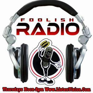 Dj E-Boogie Foolish Radio Lunch Mix on @WLVSRadio Ep. II