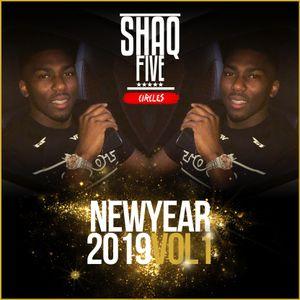 @SHAQFIVEDJ - Happy New Year 2019 MIX