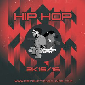 Distruction Sounds HIP HOP 2k15/16 Mixtape