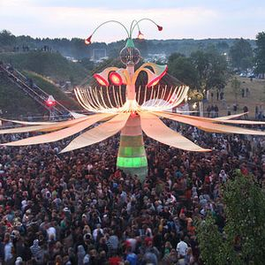 Peter Pan - I Love Fusion Festival, deep house/minimal (2008)