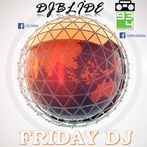Friday DJ @ Rádió Dabas 2019. 02. 08. 20.00 - 21.00