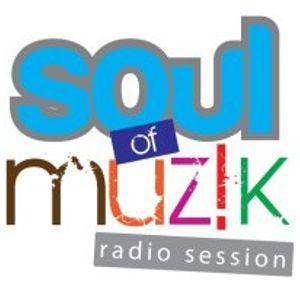 Soul of Muzik episode #19 of November 25th 2011 on radio eclair