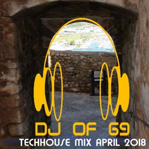 """Techhouse Mix April 2018 for DJ Contest """"Can't stop raving"""" festival - Dormagen Germany"""