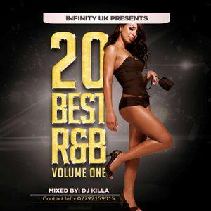INFINITY UK 20 Best RnB vol.1 MIX BY DJ -KILLER