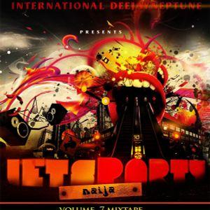 DJ Neptune presents Let's Party Naija Vol. 7 Mixtape