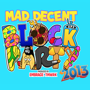 Major Lazer - Live at Mad Decent Block Party (Los Angeles