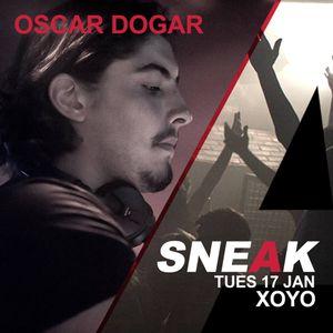 Oscar Allison : Sneak @ XOYO Pre Party Mix