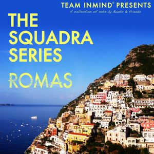 SQUADRA SERIES: Radar, Sonar, and Laser Beams with ROMAS