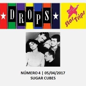 Drops Star Trips - Edição 4 - SUGAR CUBES