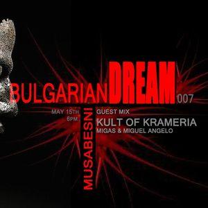 01.Kult of Krameria - Bulgarian Dream 007 (Guest Mix)15.05.2012 on www.tm-radio.com