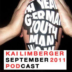 Kai Limberger September Podcast 2011