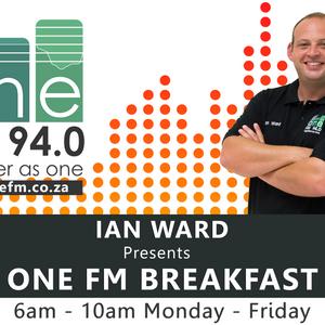 One FM 94.0 - Kickstart Mondays with Dieter Jansen 03102016