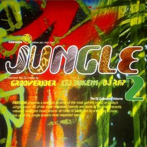 J.Bo Tape #11: DJ Rap - Fantazia Takes You Into The JUNGLE - Nov1994