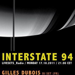 Guest dj set // INTERSTATE94