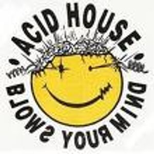 Yogi on acid yogi haughton 1989 by barry longmuir for Old skool acid house